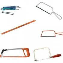 Hacksaws, Coping Saws & Blades