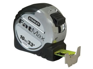 STANLEY FATMAX EXTREME TAPE MEASURE 10M/33FT