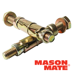 SHIELD ANCHOR - LOOSE BOLT M12 X 10