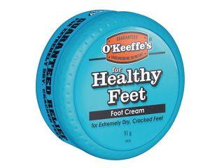 O'KEEFE'S HEALTHY FEET - 96G FOOT CREAM TUB
