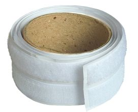 HOOK & LOOP (VELCRO) SELF-ADHESIVE TAPE 22MM X 1M