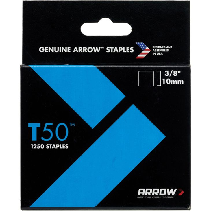 STAPLES - ARROW T50 10MM
