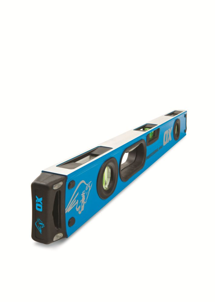 OX PRO SPIRIT LEVEL 2000MM