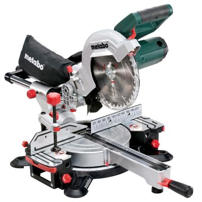 METABO KGS 216 M SLIDING MITRE SAW 110V 216MM