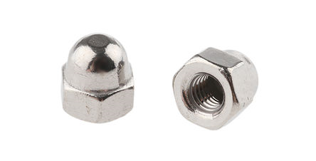 HEXAGON DOME NUT - A2 STAINLESS STEEL M10