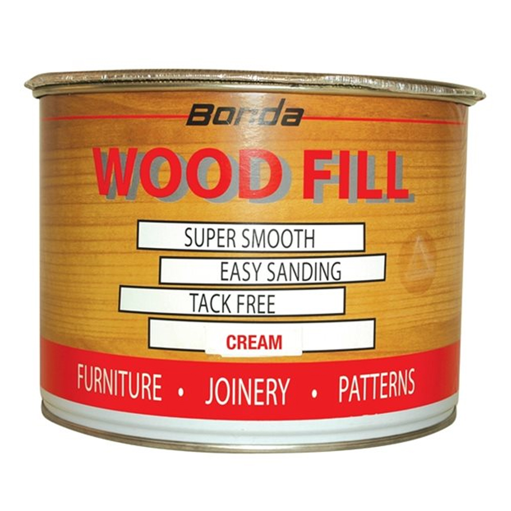 SUPERSOFT CREAM PROFESSIONAL WOOD FILLER SMALL - 200G