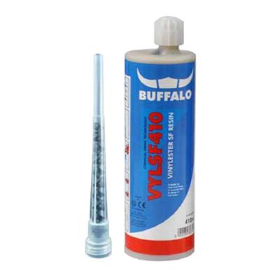 BUFFALO VYLSF410 VINYLESTER (STERENE FREE) RESIN 410ML