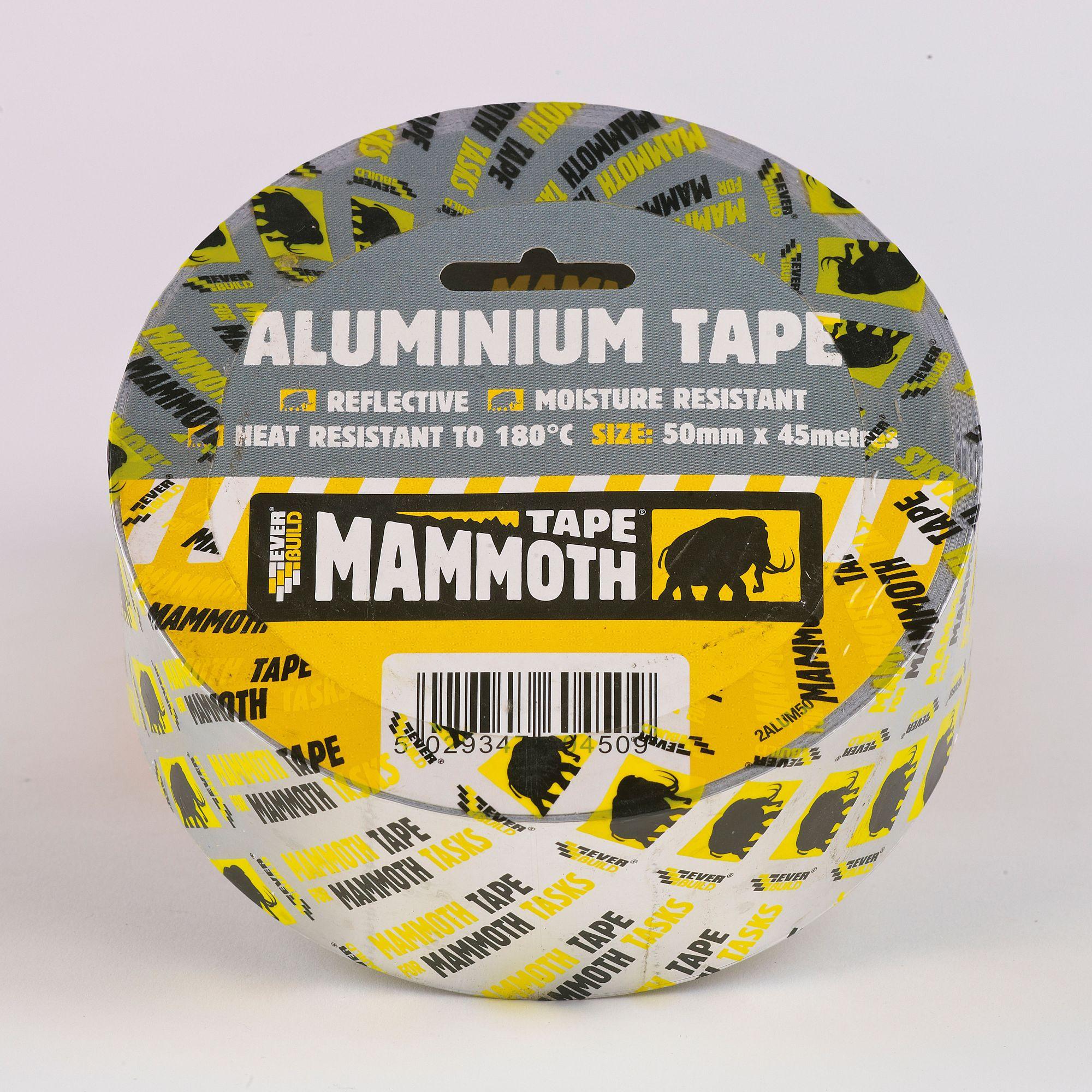 ALUMINIUM TAPE  50MM X 45MTR
