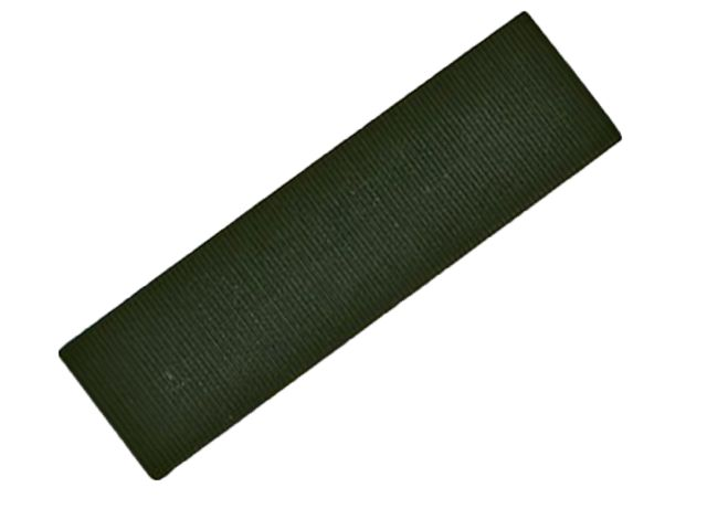 FLAT BATTEN PACKER 28 X 100 X 2MM (BLACK)