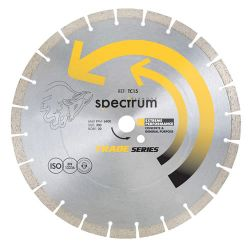 SPECTRUM TC15 DIAMOND BLADE 115MM