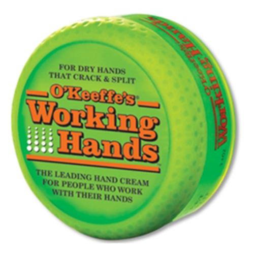 O'KEEFE'S WORKING HANDS - 96G HAND CREAM TUB