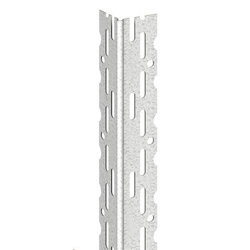GALVANISED THINCOAT CORNER ANGLE BEAD 3MM X 2.4M