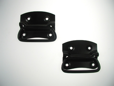 CHEST HANDLE HEAVY BLACK