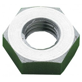 HEXAGON HALF NUT - BZP M20