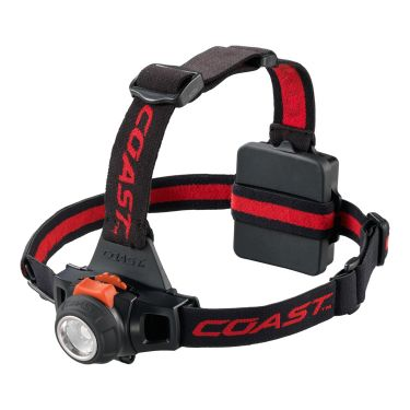 COAST HL27 HEADLIGHT 309 LUMEN DIMMABLE AND FOCUS