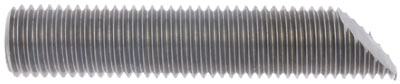 INTERNAL THREADED SOCKET M 8 X  90 Z/P