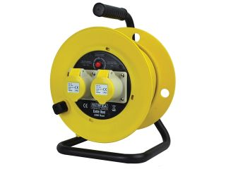 EXTENSION CABLE REEL 25M  110V
