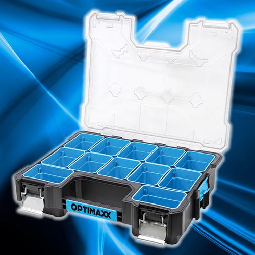 OPTIMAXX MAXICASE EMPTY STORAGE CASE/BOX