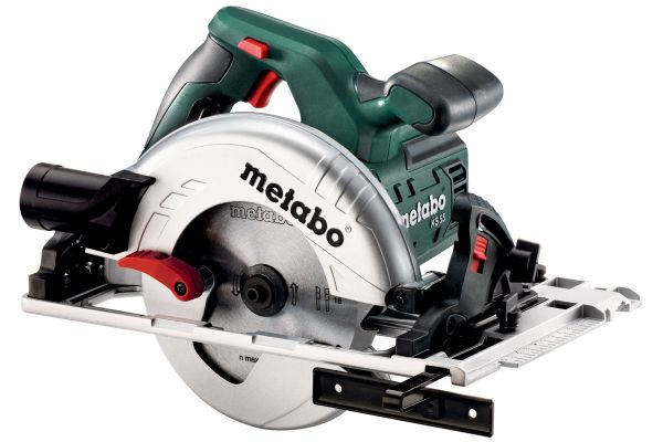 METABO CIRCULAR SAW KS 55 FS 1200W 240V (METALOC)