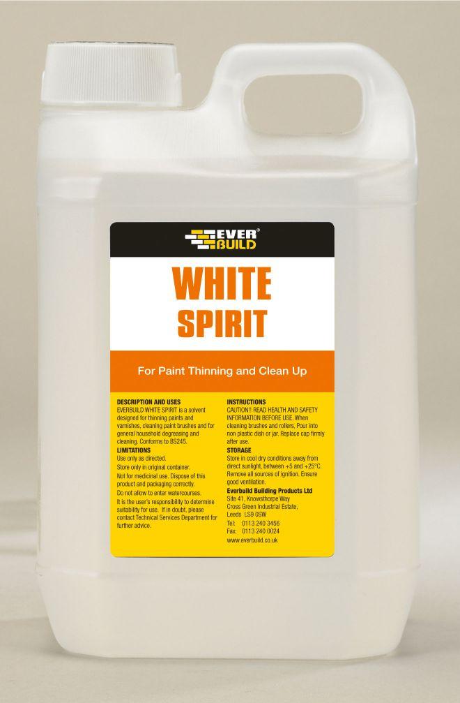 WHITE SPIRIT SOLVENT 2L
