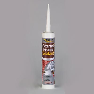 EXTERIOR FRAME SEALANT ACRYLIC  C3 WHITE