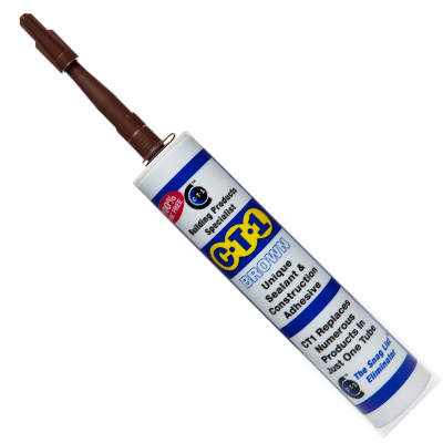 CT1 TRIBRID SEALANT & ADHESIVE 290ML BROWN