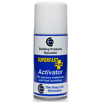 CT1 SUPERFAST SUPER GLUE ACTIVATOR 150ML