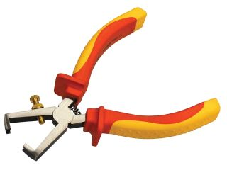 PLIERS WIRE STRIPPING 6-1/2IN