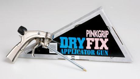 PINKGRIP DRYFIX FOAM APPLICATOR GUN