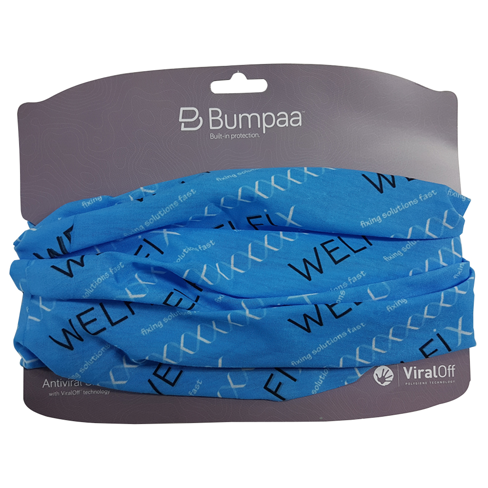'WELFIX' PREMIUM ANTI-VIRAL SNOOD **Free with an order of