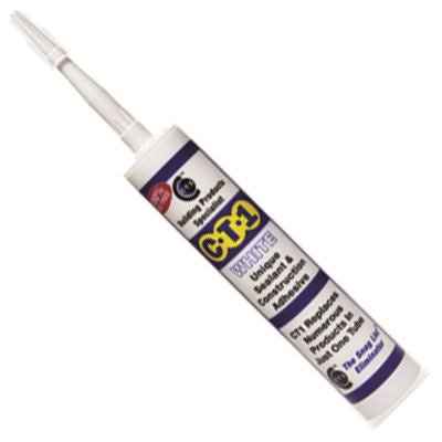 CT1 TRIBRID SEALANT & ADHESIVE 290ML WHITE