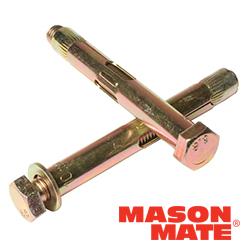 SLEEVE ANCHOR - LOOSE BOLT BZP M12 X 100MM (M10-50)