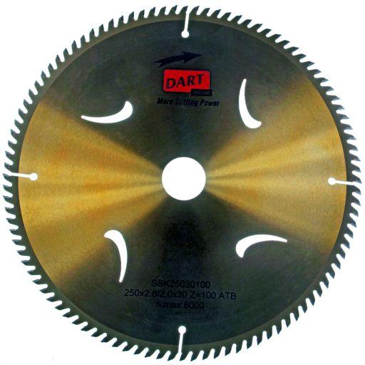 CIRCULAR SAW BLADE TCT 305 X 30MM X  60T DART
