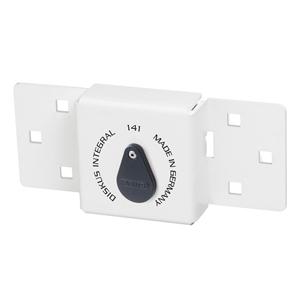 ABUS DISKUS INTEGRAL DI141/200 VAN DOOR LOCK