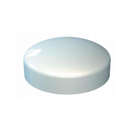 PLASTIDOME COVER CAP - WHITE 3.5-4.0 (6-8G)